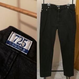 725 Originals Mens Dark Gray Denim Jeans 3…